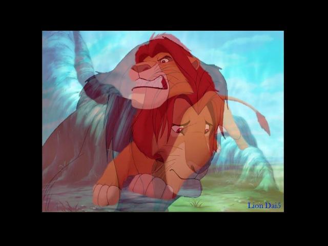 Lion King Revenge Mufasa vs Scar, Kovu vs Mufasa and Simba vs Kovu
