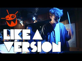 Выступление Flume, Vince Staples и Kučka с кавером на песню Ghost Town DJ's «My Boo» для проекта «triple j»