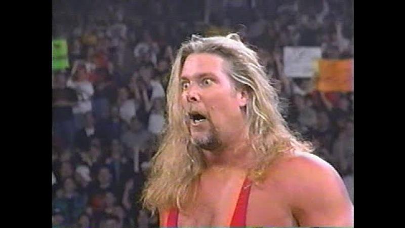 Kevin Nash vs Rey Mysterio Jr Nitro 22nd February 1999