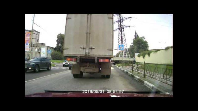 ДДТП на пересечение ул 5 й Заводской переулок и ул Студенческая