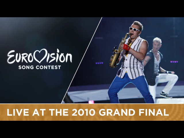 Sunstroke Project Olia Tira - Run Away (Moldova) Live 2010 Eurovision Song Contest