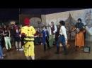 Танцы с Дедпулом Edge Chronicles Comic Con SPB 2016