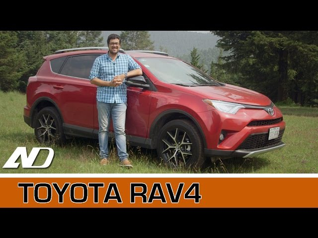 Toyota Rav4 - Dos décadas de ser una consentida