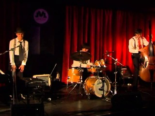Svet Boogie Band Live at JVL Art Club. July 10, 2004. Part 4