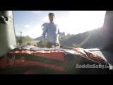 SaddleBaby с рюкзаком - переноска для детей