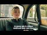 Chloe Grace Moretz  Deauville 2016 Kiehl's Taxi Driver Interview #5