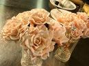Цветы из сахарной мастики