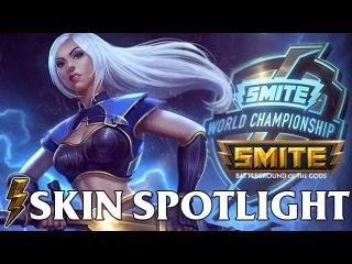SWC Amaterasu Skin Spotlight
