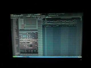 Dart Rayne & Yura Moonlight and Sarah Lynn – Silhouette (FL Studio 10)