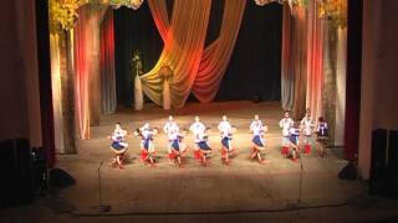 Шанские уточки исп. ансамбль танца Счастливое детство г. Ярославль