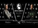 Mortal Kombat X: Tournament Finals - Pools! Madzin VS Perfect Legend! MKX: Sub-Zero VS Kung Lao!