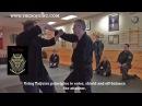 Budo Practice Kihon Happo modern defense variations of Martial Arts