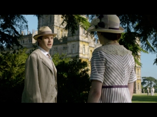 Аббатство Даунтон( Downton Abbey ) 1 сезон (отрывок )