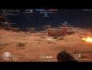 Battlefield 1...Ад на колёсах ч.3...