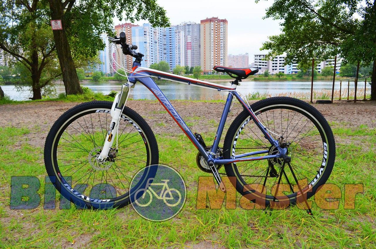 Ardis Discovery XC29. Обзор горного велосипеда.