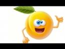 100 слов для деток возрастом от 1-3 года! Развивающие мультики для детеи 1 часть