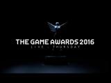 Сегодня ночью церемония Game Awards 2016