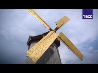 Археологи полностью восстановили единственную ветряную мельницу челябинской области