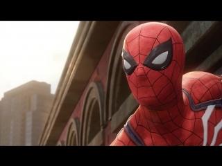 Spider-Man - E3 2016 Trailer _ PS4