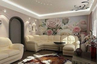 Магазин салон красивых обоев для стен в СПб   Пастель