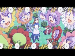 [AnimeOpend] Dagashi Kashi 1 Ending (NC) [Дешёвые Сласти 1 Эндинг] (1080p HD)