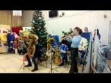 Эстрадно- духовой оркестр ДК Луговая. Щелкунчик, марш