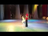 Дуэт балерины и оловянного солдатика