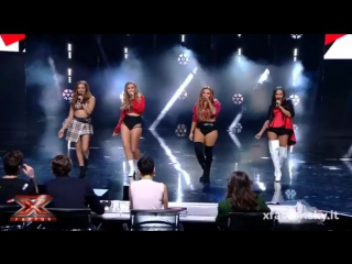 Little Mix  - Shout Out to My Ex (The X Factor Italy)