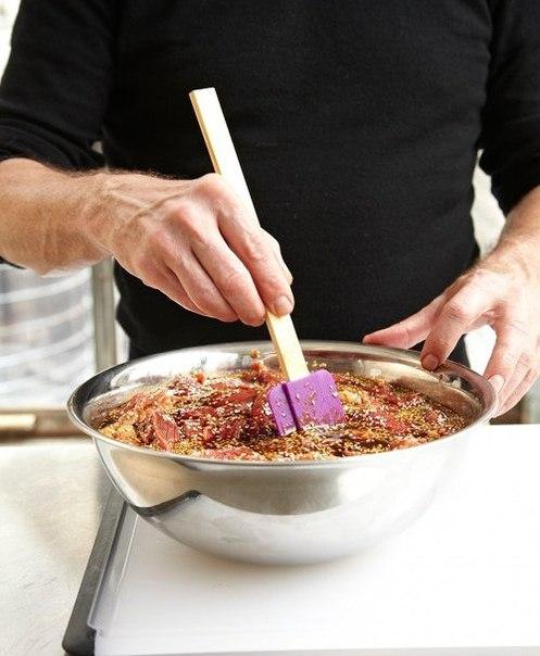 Как приготовить вяленую говядину
