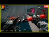 Игра в Warface c «НАВОДКОЙ» или «ЧИТ» на гранату! Тактичные прокиды (2017)