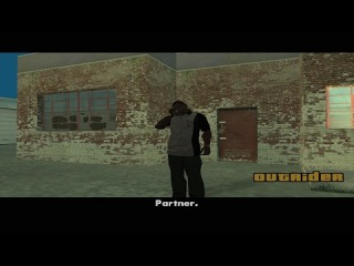 GTA: San Andreas - Outrider (Level 54)