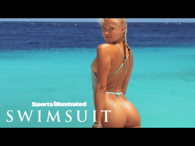 Vita Sidorkina Gets 'Open In The Right Places' In Curaçao | Uncovered | Sports Illustrated Swimsuit