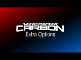 NFS Carbon - Extra Options (Build 2; Rev.01) - Features