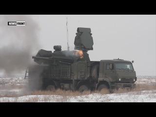 Зенитные ракетно-пушечные комплексы «Панцирь-С1»
