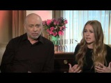 """Hector Elizondo and Britt Robertson Talk About """"Mother's Day"""""""