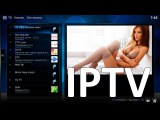 Настройка бесплатного iptv на Kodi (Xbmc) + телепрограмма + логотипы каналов