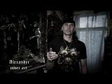 Arktotus - X Years for the Glory of the Black Flame (Фильм) (Музыка Твери)