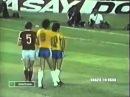 267 Товарищеский матч 1980 г Бразилия СССР 1 2