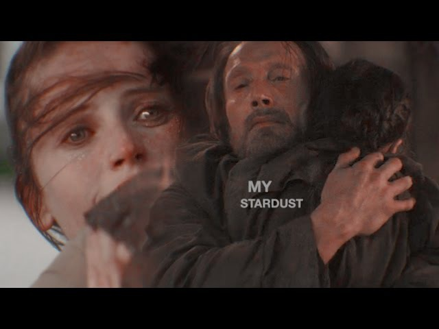 Jyn and Galen Erso || my stardust