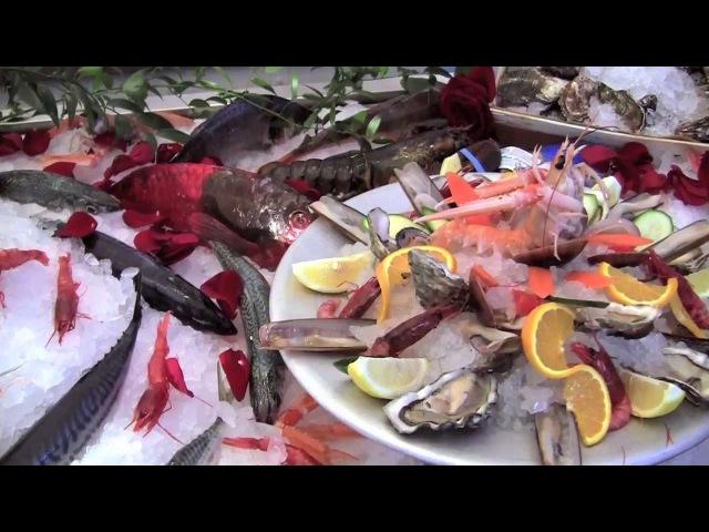 Италия. Рыбный ресторан. Секреты итальянской кухни (Сапог ТВ).
