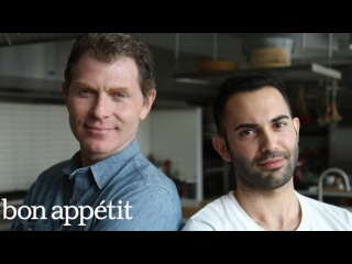 Bobby Flay vs. Bon Appétit: Battle of the Onion Rings