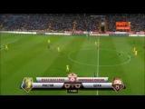 Ростов 2:0 ЦСКА | Российская Премьер Лига 2016/17 | 9-й тур | Обзор матча