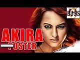 Akira New Hindi Movie Official Trailer 2016 | Teaser | Sonakshi Sinha