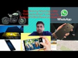 Tech News#47 WhatsApp 2-Step Verification,Honor V9,Galaxy C9 Pro,Royal Enfield Classic 500 Green Fly