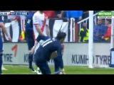 Райо Вальекано 2-1 Реал Мадрид - 23-04-2016 Гарет Бейл