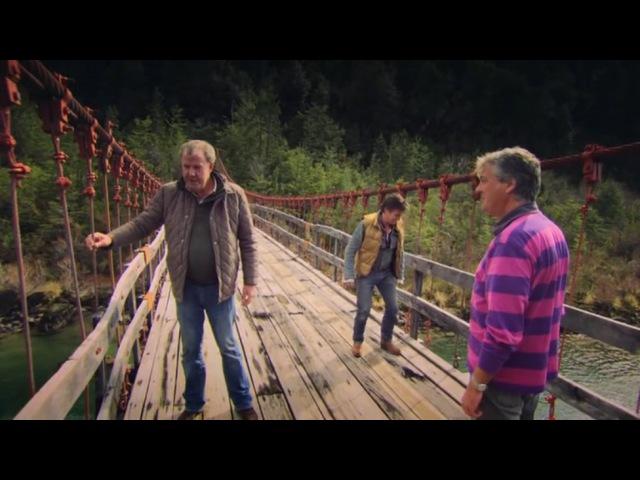 Топ Гир: Спецвыпуск в Патагонии (часть 2)