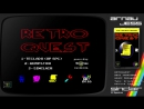 Игра RetroQuest Sinclair ZX Spectrum by Mauri IMSAI8080 Fernandez
