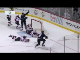 Kinkaid's spectacular diving save