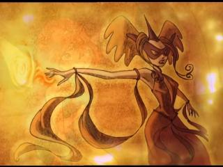 Клуб Винкс - Сезон 1 Серия 18 - Хранительница силы дракона