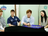 [VK] 26.10.2016 U-KISS show ' Idol's Fortune, God of Fortune' part 4 - SooHyun @ MBC Nimdle